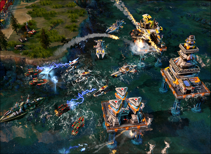 Videogioco Command & Conquer: Red Alert 3 PlayStation3 3