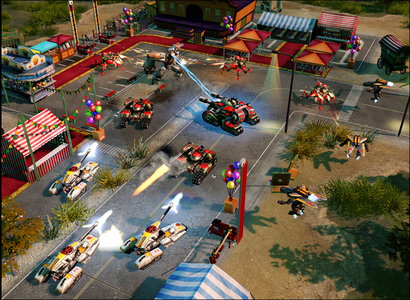 Videogioco Command & Conquer: Red Alert 3 PlayStation3 4