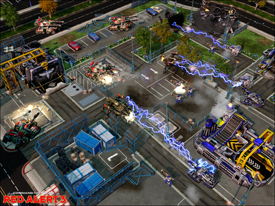 Videogioco Command & Conquer: Red Alert 3 PlayStation3 6