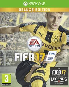 FIFA 17 Deluxe Edition - XONE - 2