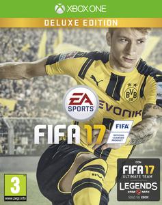 Videogioco FIFA 17 Deluxe Edition - XONE Xbox One