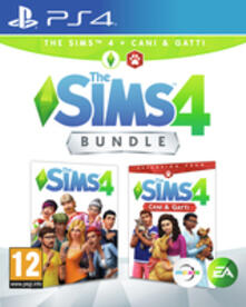 The Sims 4 + Cani & Gatti - PS4