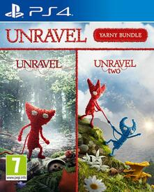 Unravel - Yarny Bundle - PS4