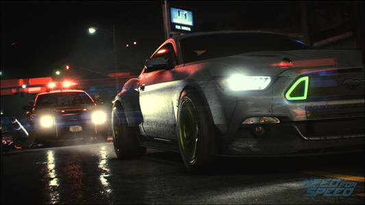 Need for Speed - 9