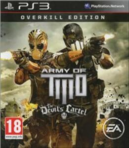 Army of Two. The Devil's Cartel Limited Edition