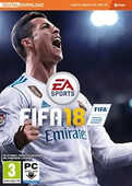 Videogiochi Personal Computer FIFA 18 - PC