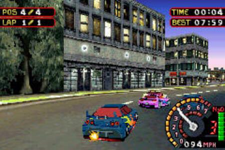 Need for Speed Underground 2 - 2