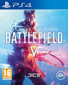 Battlefield V Deluxe Edition - PS4