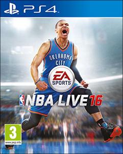 Videogioco NBA Live 16 PlayStation4 0