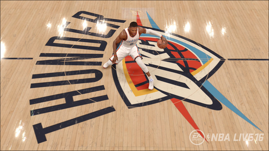 Videogioco NBA Live 16 PlayStation4 1