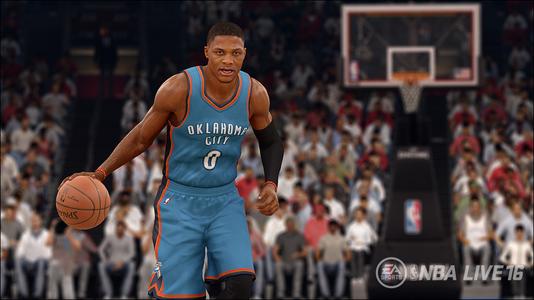 Videogioco NBA Live 16 PlayStation4 2
