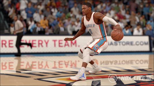 Videogioco NBA Live 16 PlayStation4 3