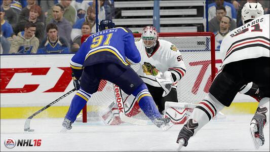 NHL 16 - 4