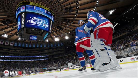NHL 16 - 5