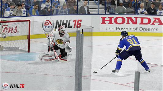 NHL 16 - 6