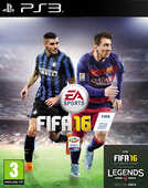 Videogiochi PlayStation3 FIFA 16