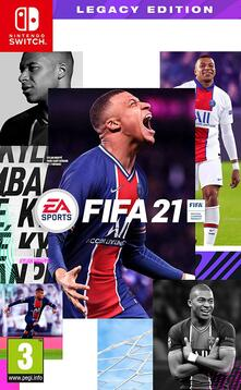 Fifa 21 Legacy Edition - SWITCH