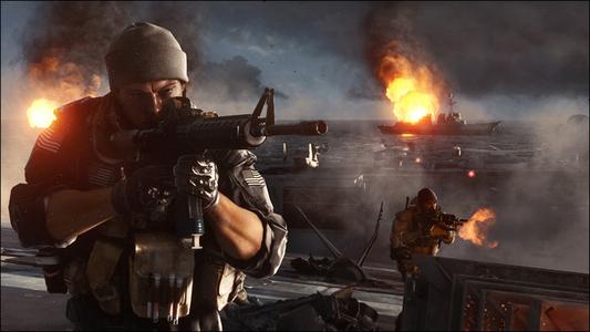 Videogioco Battlefield 4 Xbox One 4
