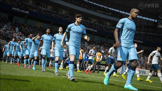 FIFA 15 - 11