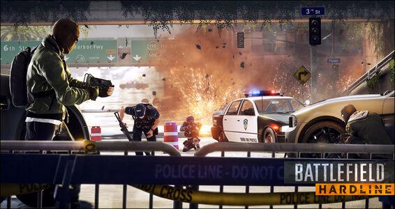 Videogioco Battlefield Hardline PlayStation4 1