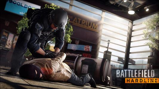 Videogioco Battlefield Hardline PlayStation4 2
