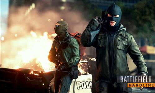 Videogioco Battlefield Hardline PlayStation4 3