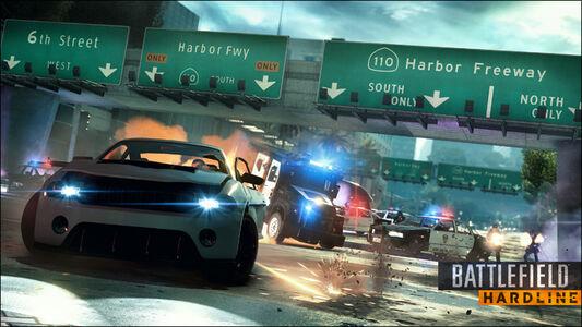 Videogioco Battlefield Hardline PlayStation4 4