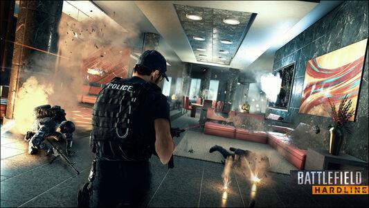 Videogioco Battlefield Hardline PlayStation4 5