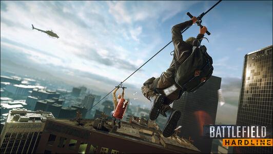 Videogioco Battlefield Hardline PlayStation4 7