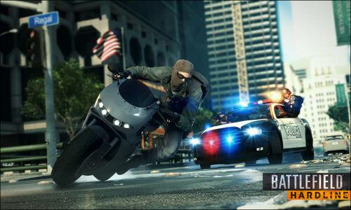 Videogioco Battlefield Hardline PlayStation4 8