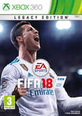 Videogiochi Xbox 360 FIFA 18 Legacy Edition - X360