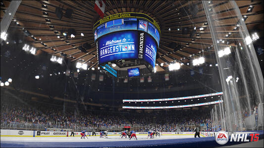 NHL 15 - 3