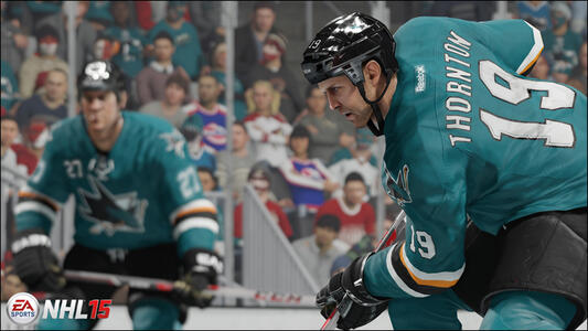 NHL 15 - 5