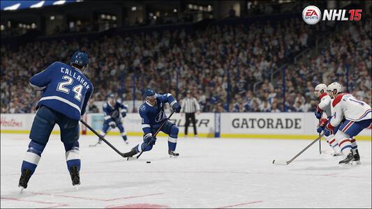NHL 15 - 7