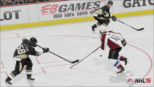 NHL 15 - 8