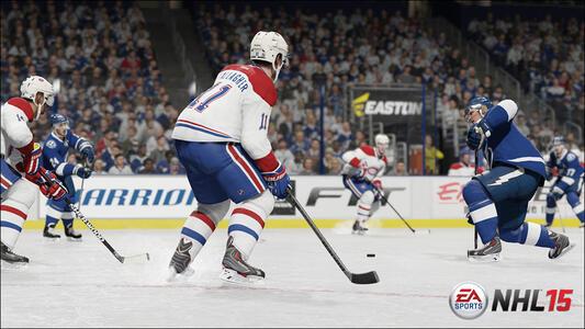 NHL 15 - 9