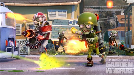Videogioco Plants Vs Zombies Garden Warfare Xbox One 5