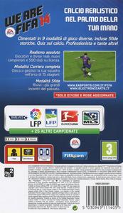Videogioco FIFA 14 Sony PSP 1