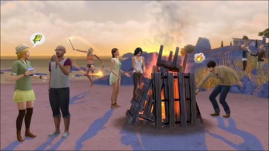 The Sims 4 Usciamo insieme! - 3