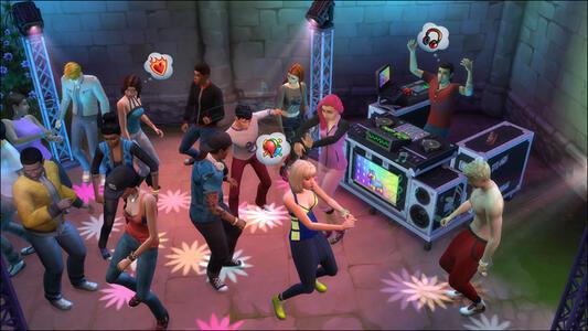 The Sims 4 Usciamo insieme! - 5