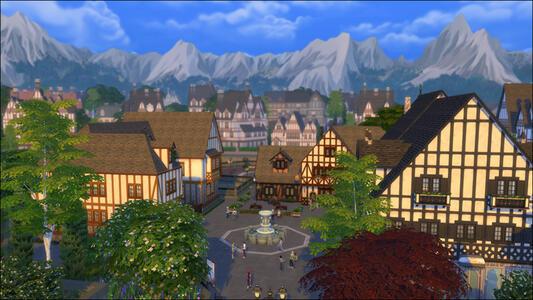 The Sims 4 Usciamo insieme! - 6