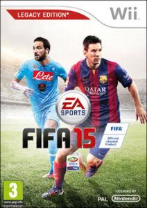 Videogioco FIFA 15 Nintendo WII