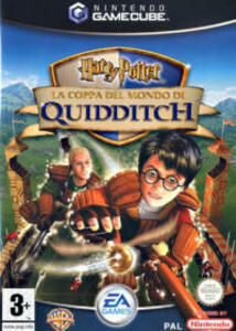 Harry Potter: la coppa del mondo di Quidditch