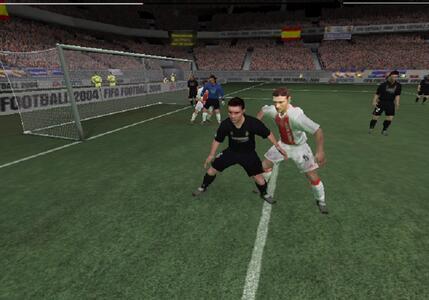 Fifa Football 2004 - 9