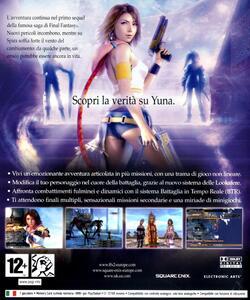 Final Fantasy X-2 - PS2 - 3