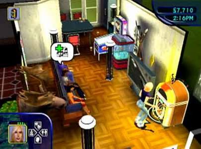 Videogioco Sims PlayStation2 1