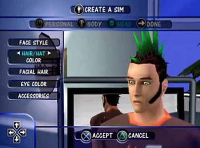 Videogioco Sims PlayStation2 6