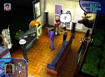 Videogioco Sims PlayStation2 8