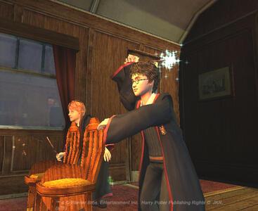 Harry Potter e il Prigioniero di Azkaban - 2