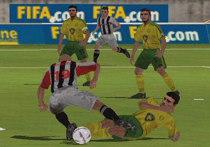 Fifa Football 2005 - 3
